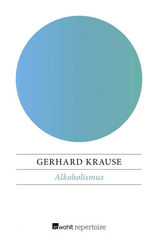 Cover-Bild Alkoholismus