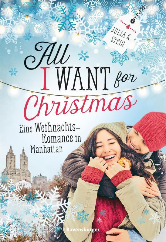 Cover-Bild All I Want for Christmas. Eine Weihnachts-Romance in Manhattan