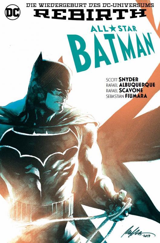 Cover-Bild All-Star Batman