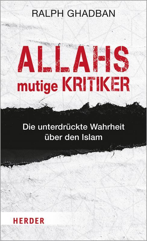 Cover-Bild Allahs mutige Kritiker