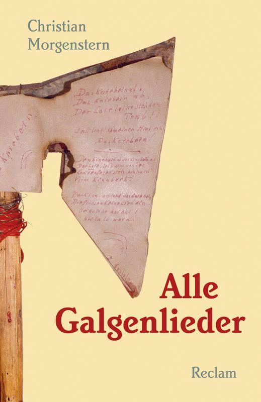 Cover-Bild Alle Galgenlieder