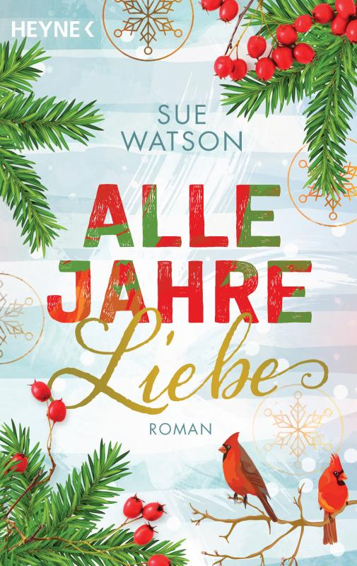 Cover-Bild Alle Jahre Liebe