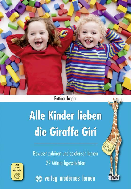 Cover-Bild Alle Kinder lieben die Giraffe Giri