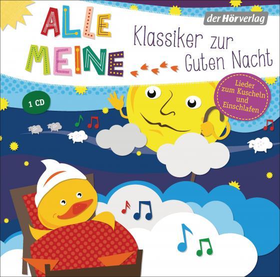 Cover-Bild Alle meine Klassiker zur Guten Nacht