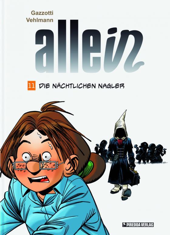 Cover-Bild Allein Band 11