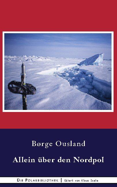 Cover-Bild Allein über den Nordpol