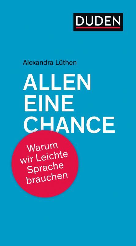 Cover-Bild Allen eine Chance!