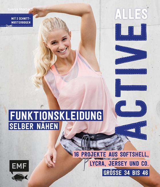 Cover-Bild Alles Active – Funktionskleidung selber nähen