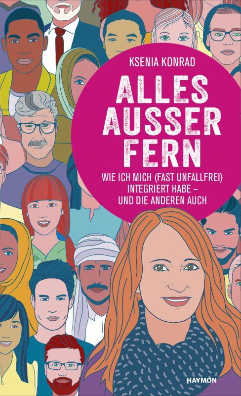 Cover-Bild Alles außer fern