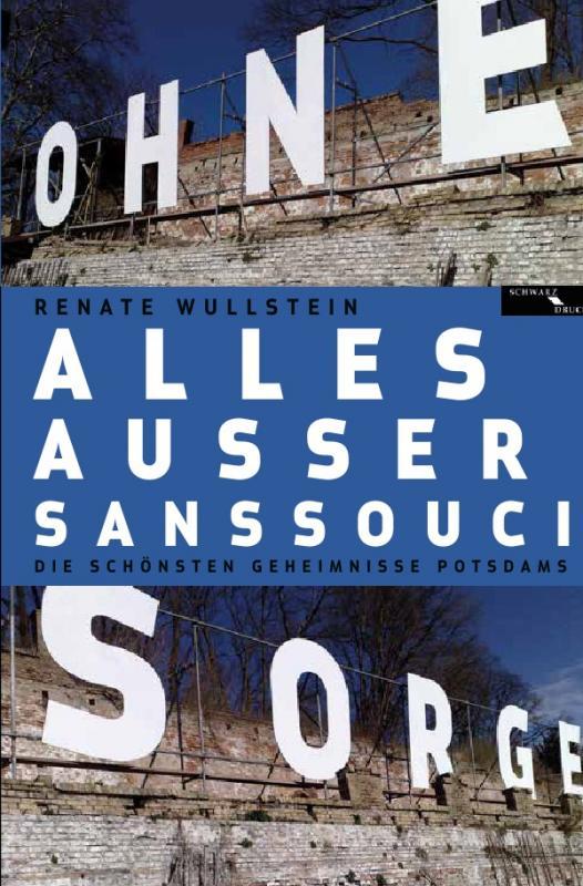 Cover-Bild Alles außer Sanssouci