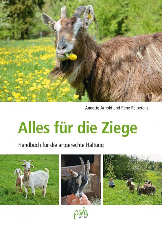 Cover-Bild Alles für die Ziege