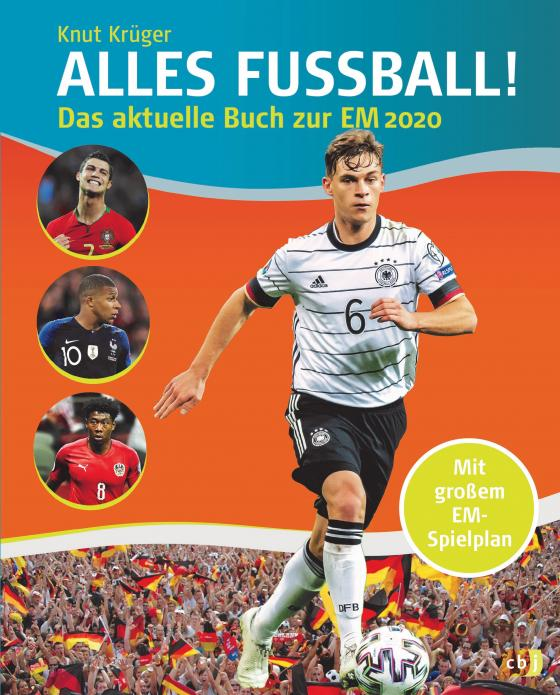 Cover-Bild ALLES FUßBALL - Das aktuelle Buch zur EM 2020