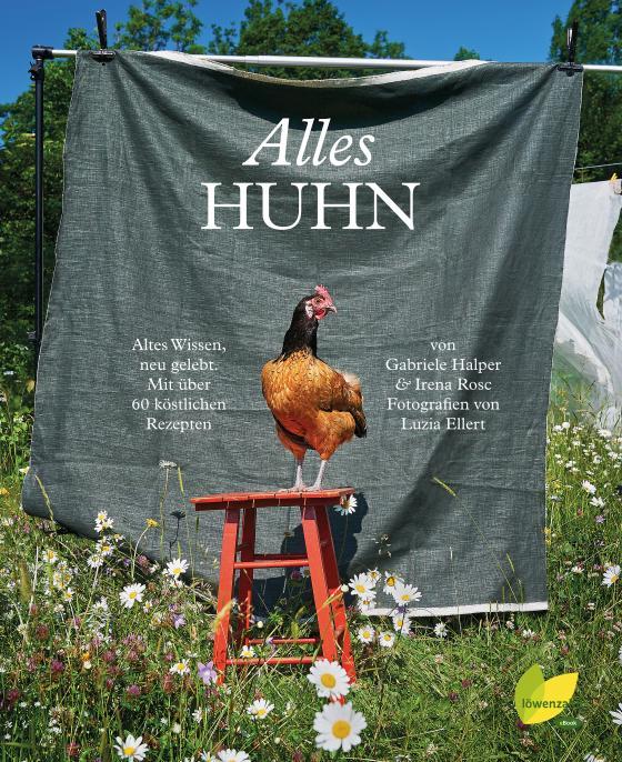 Cover-Bild Alles Huhn