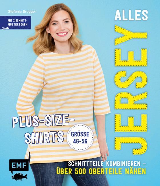 Cover-Bild Alles Jersey – Plus-Size-Shirts