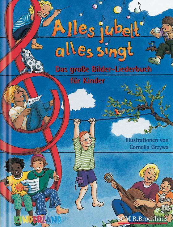 Cover-Bild Alles jubelt, alles singt