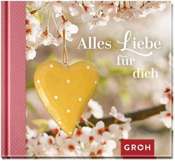 Cover-Bild Alles Liebe für dich