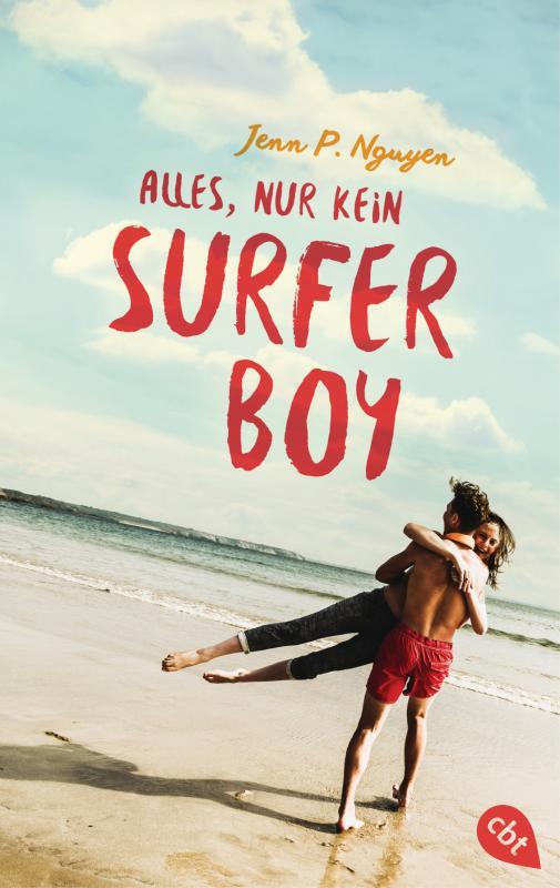 Cover-Bild Alles, nur kein Surfer Boy