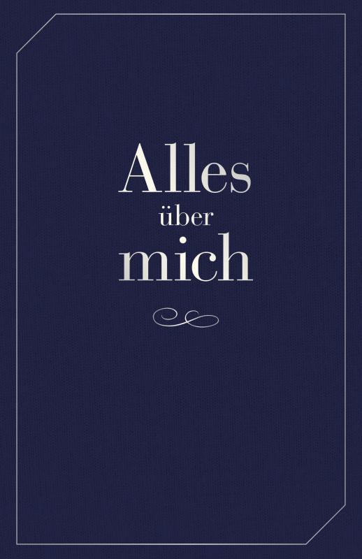 Cover-Bild Alles über mich