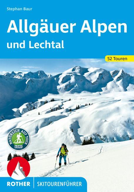Cover-Bild Allgäuer Alpen und Lechtal