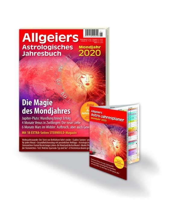 Cover-Bild Allgeiers Astrologisches Jahresbuch 2020