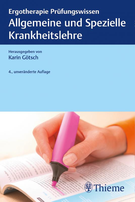 Cover-Bild Allgemeine und Spezielle Krankheitslehre