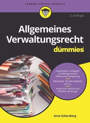Cover-Bild Allgemeines Verwaltungsrecht für Dummies