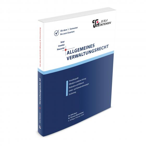 Cover-Bild Allgemeines Verwaltungsrecht