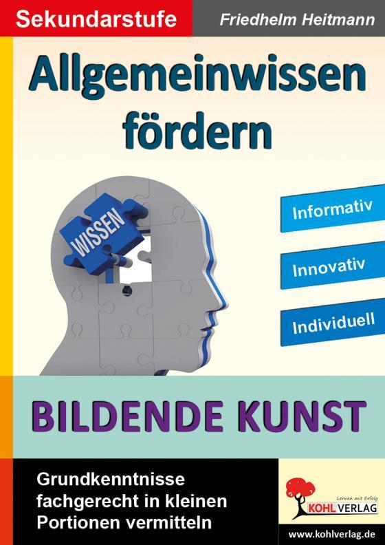 Cover-Bild Allgemeinwissen fördern BILDENDE KUNST