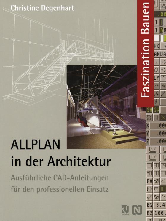 Cover-Bild ALLPLAN in der Architektur