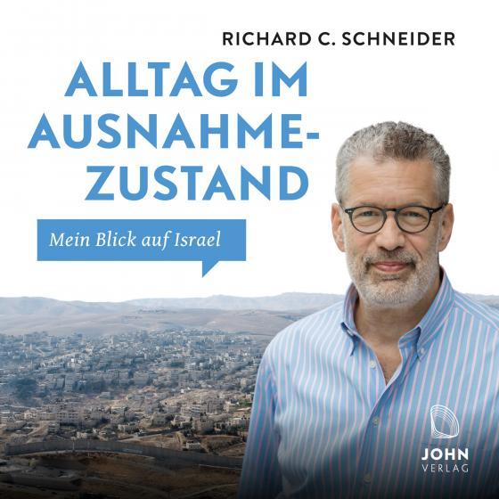 Cover-Bild Alltag im Ausnahmezustand: Mein Blick auf Israel