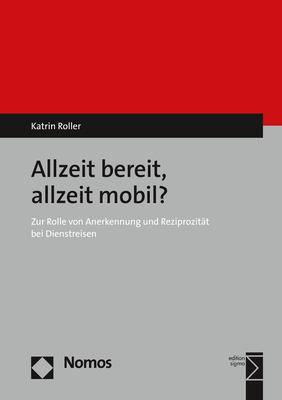 Cover-Bild Allzeit bereit, allzeit mobil?