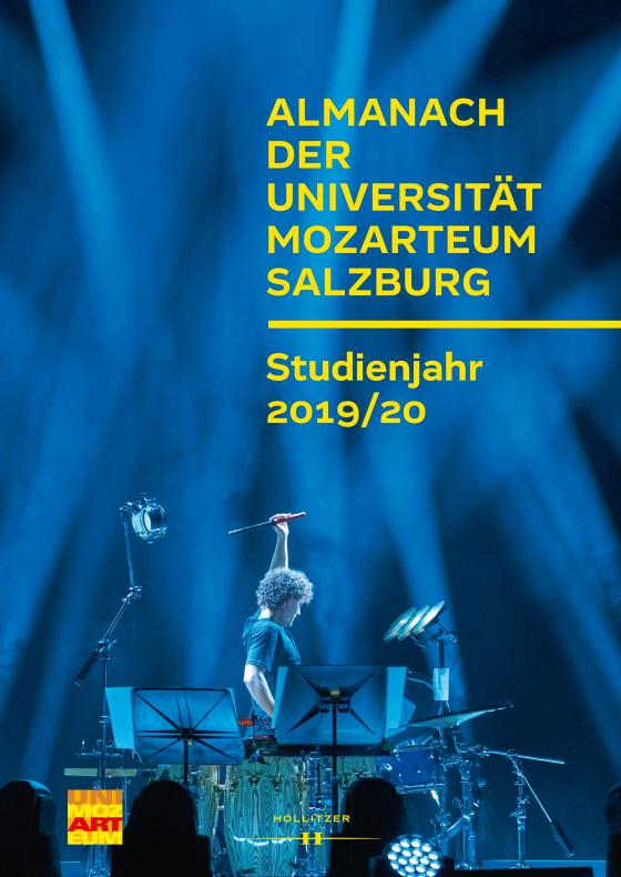 Cover-Bild Almanach der Universität Mozarteum Salzburg