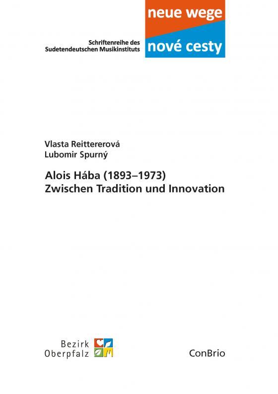 Cover-Bild Alois Hába (1893–1973)