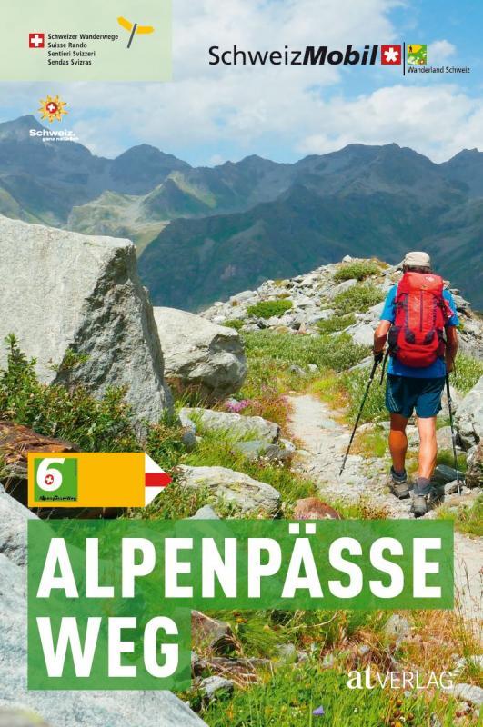 Cover-Bild Alpenpässeweg