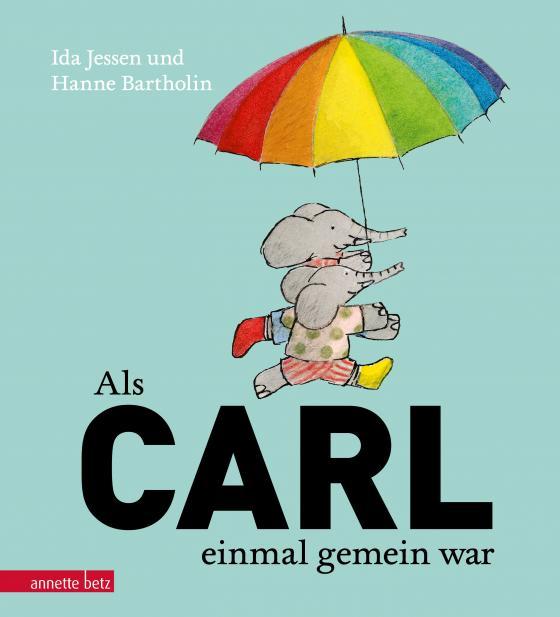 Cover-Bild Als Carl einmal gemein war
