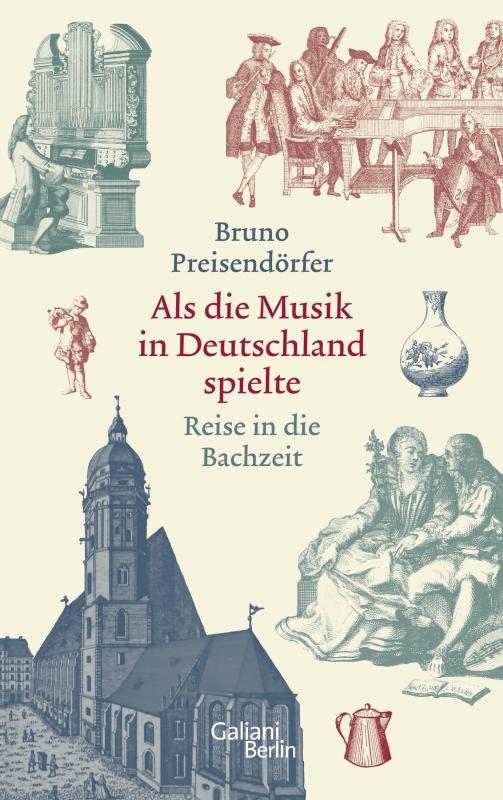 Cover-Bild Als die Musik in Deutschland spielte