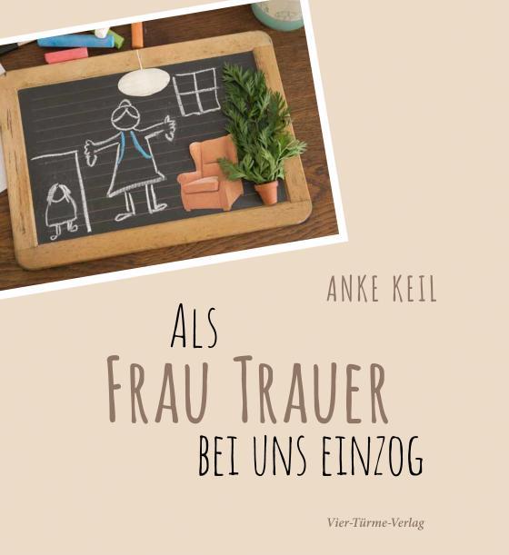 Cover-Bild Als Frau Trauer bei uns einzog