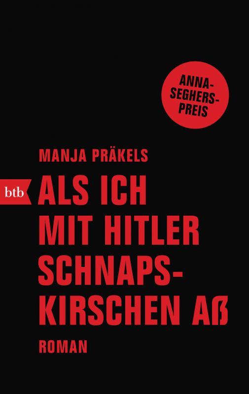Cover-Bild Als ich mit Hitler Schnapskirschen aß