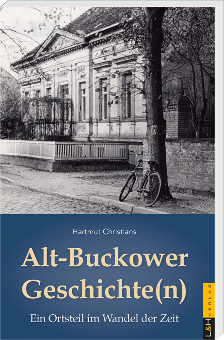 Cover-Bild Alt-Buckower Geschichte(n)