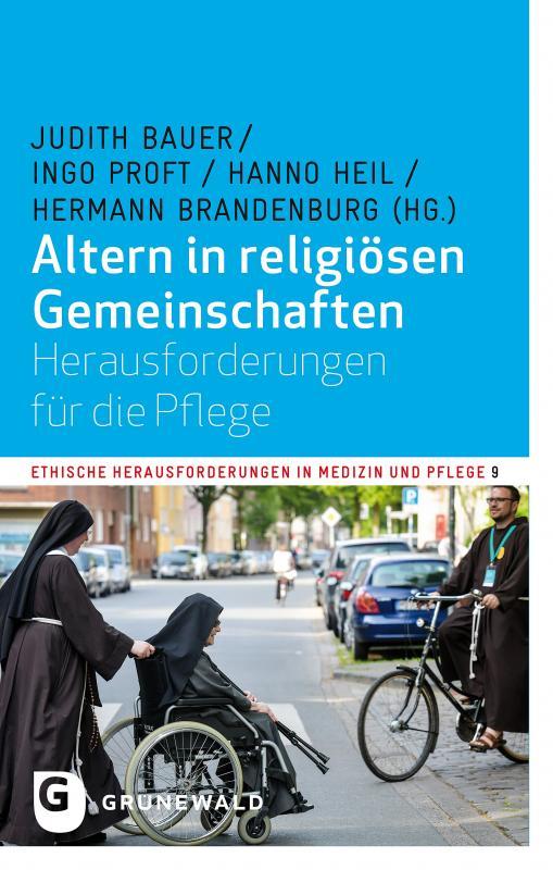 Cover-Bild Altern in religiösen Gemeinschaften