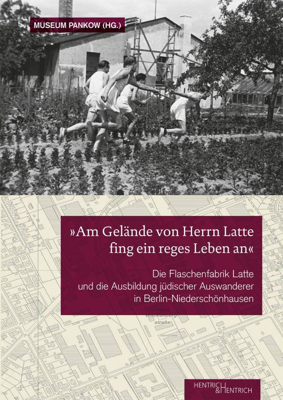 """Cover-Bild """"Am Gelände von Herrn Latte fing ein reges Leben an"""""""