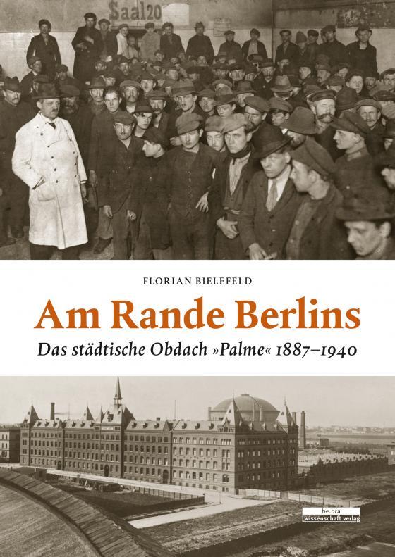 Cover-Bild Am Rande Berlins