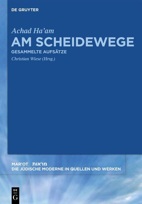 Cover-Bild Am Scheidewege