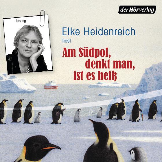 Cover-Bild Am Südpol, denkt man, ist es heiß