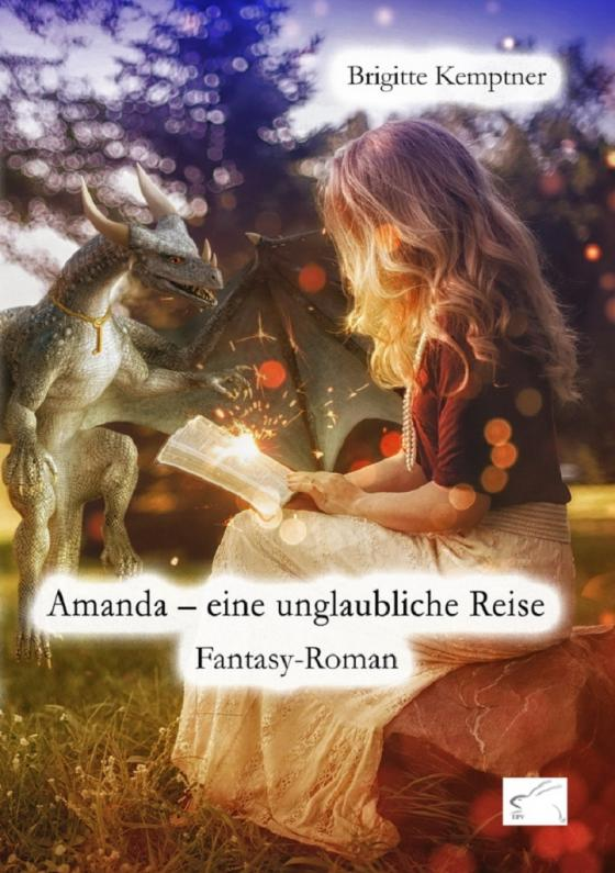 Cover-Bild Amanda – eine unglaubliche Reise
