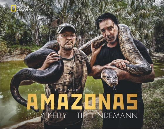 Cover-Bild Amazonas
