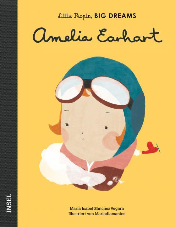 Cover-Bild Amelia Earhart