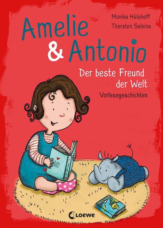 Cover-Bild Amelie & Antonio (Band 3) - Der beste Freund der Welt