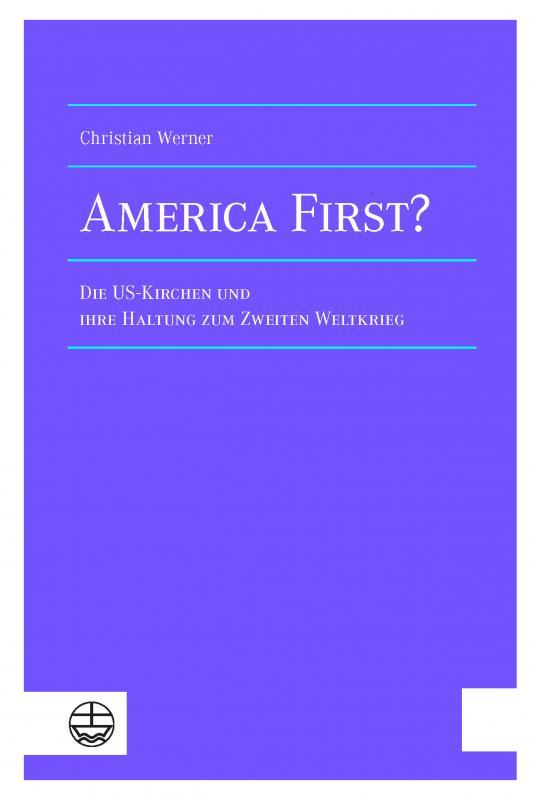 Cover-Bild America First?