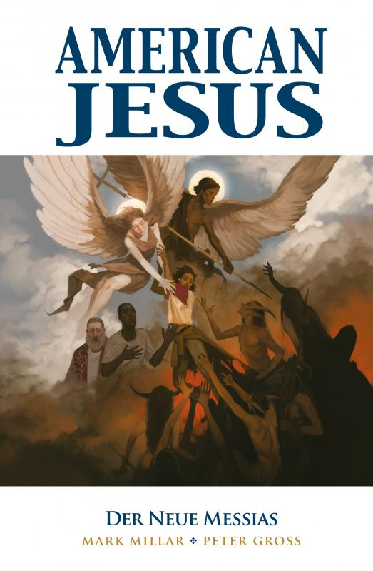 Cover-Bild American Jesus